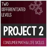Cumulative  Differentiated Project 2- High School Special Education