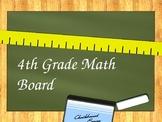Cumulative Math Board