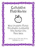 Cumulative Math Review
