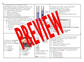 Cumulative Review: Science