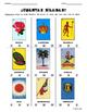 ¿Cuántas Sílabas? (How Many Syllables?) Spanish Worksheets (Set of 5)