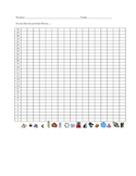 ¿Cuántas personas llevan...? - A Bar Graphing Activity for Spanish Clothing