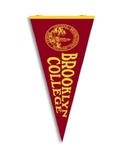 Cuny college flags pennant banner