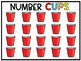 Cup Addition, Subtraction and Representing