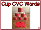 Cup CVC Words