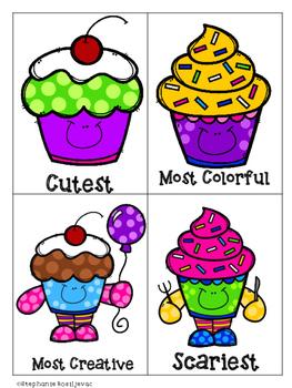 Cupcake Wars (Explanatory Writing)