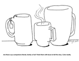 Cup Companions Drawing Starter