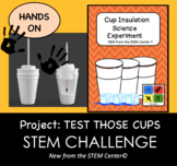 Cup Insulator Lab