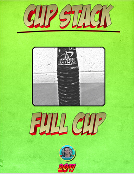 Cup Stack Full Cup Activity
