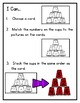Cup Stacking--A Hands on Center for Numbers 0-10