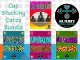 Cup Stacking Cards Bundle