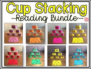 Cup Stacking READING Bundle