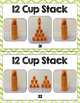 Cup Stacking Unit & Task Card Set