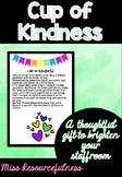 Cup of Kindness - A thoughtful gift promoting a positive staffroom