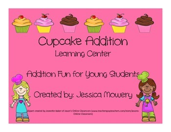 Cupcake Addition Learning Center