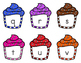 Cupcake Alphabet and Number Cards