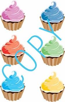 Cupcake Art & Illustrations (classroom)