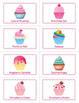 Cupcake BINGO Game