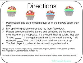 Cupcake Baker Game