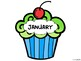 Cupcake Birthday Display- 4 Options