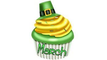 Cupcake Birthday Months Classroom Decoration!!