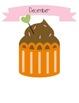 Cupcake Birthday Signs