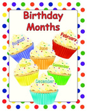 Cupcake Birthday Wall