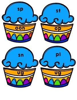 Cupcake Blends