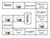 Cupcake Board Game