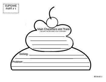 Cupcake Book Report