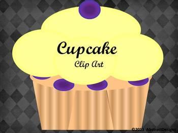 Cupcake CLIP ART