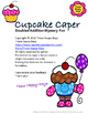 Cupcake Caper - Doubles Addition Mystery Fun Sheets
