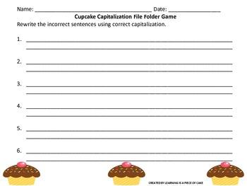 Cupcake Capitalization