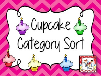 Cupcake Category Sort