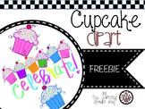 Cupcake Clipart Freebie