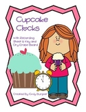 Cupcake Clocks Center