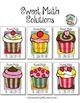 Cupcake Coloring: Sweet Math: Addition