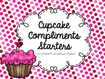 Cupcake Compliment Starters