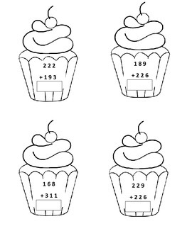 Cupcake Composing