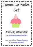 Cupcake Contraction Sort