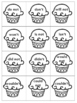 Cupcake Contractions Memory Game