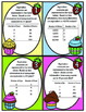 Cupcake Conversions:  Supports 4th Grade Texas TEKS 4.8B STAAR Practice