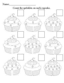 Cupcake Counting!