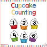 Cupcake Counting 1-30