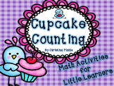 Cupcake Counting In Spring ~ Math Mini-Lessons For Kindergarten