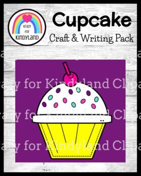Cupcake Craft and Writing