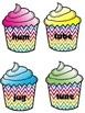 Cupcake Craziness (Long and Short u Sort)