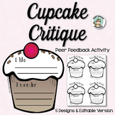 Peer Feedback Activity: Cupcake Critique