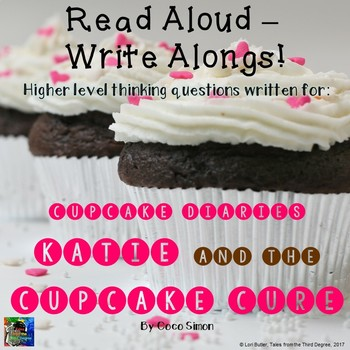 Cupcake Diaries: Katie and the Cupcake Cure Read Aloud Write Along