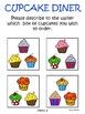 Cupcake Diner - a descriptive dining experience